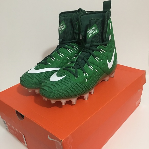 66013954d2f Nike Force Savage Elite TD Football Cleats Size 9